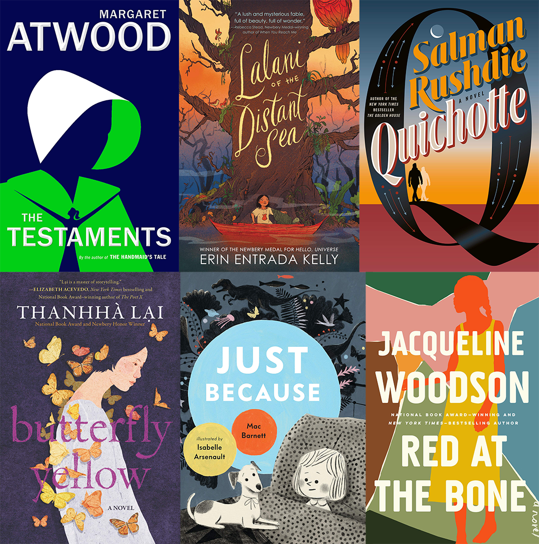 Hot New Book Releases in September and October