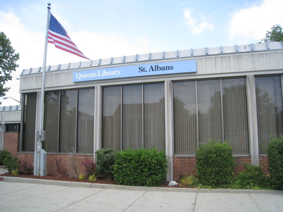 St. Albans Library