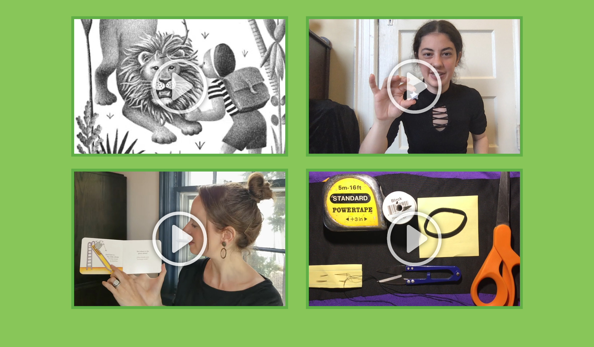 Have you discovered our on-demand videos? Children's programming, how-to videos and more!