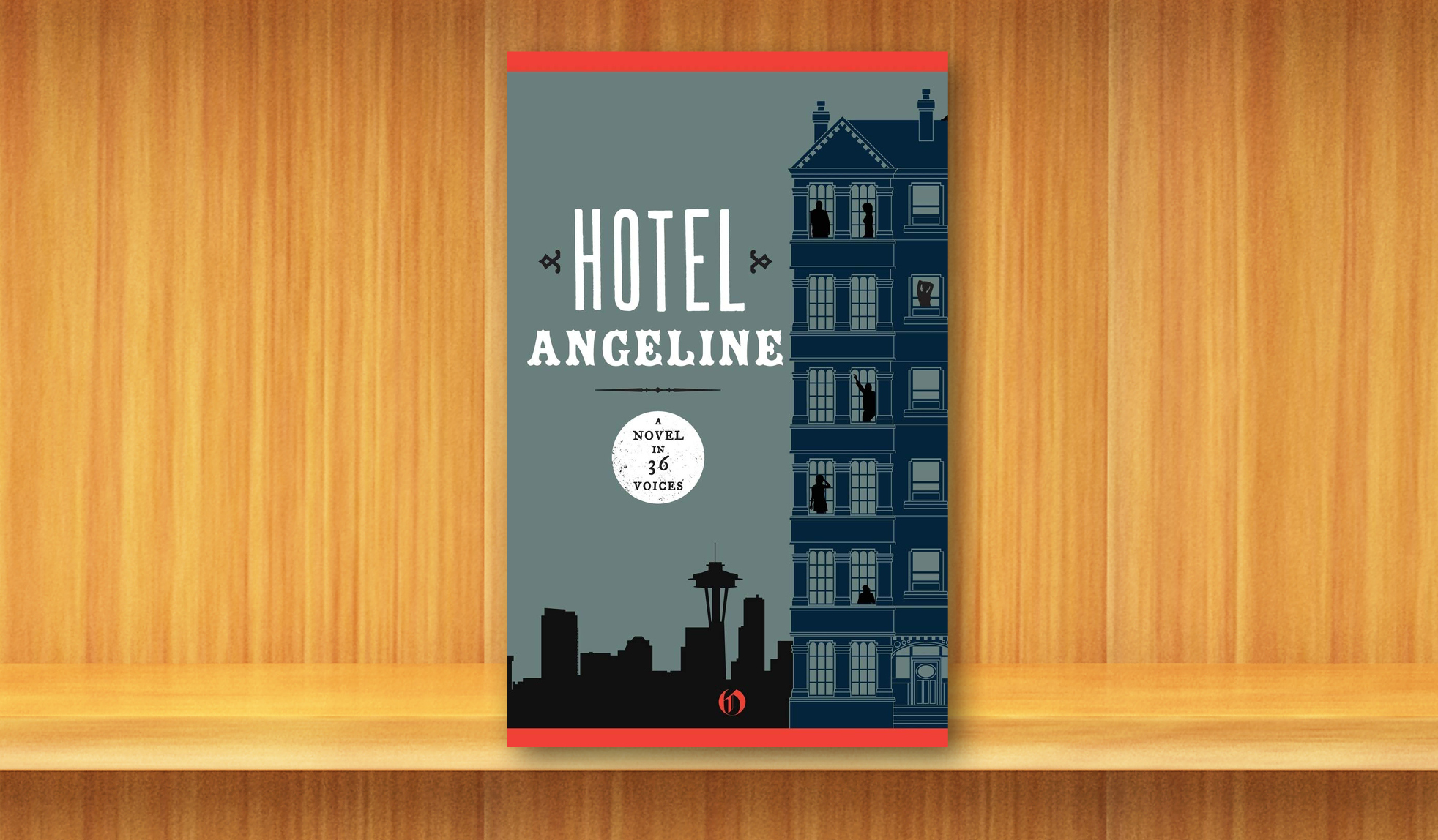 Join our new virtual book club; the first book is Hotel Angeline!