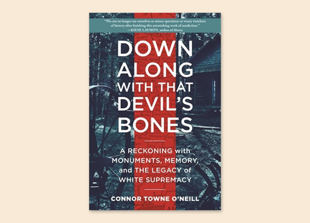 Down Along with That Devil's Bones book cover