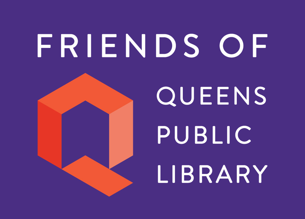 Friends of Queens Public Library Logo