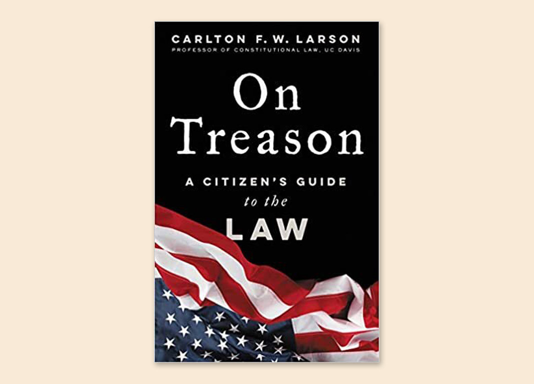 On Treason book