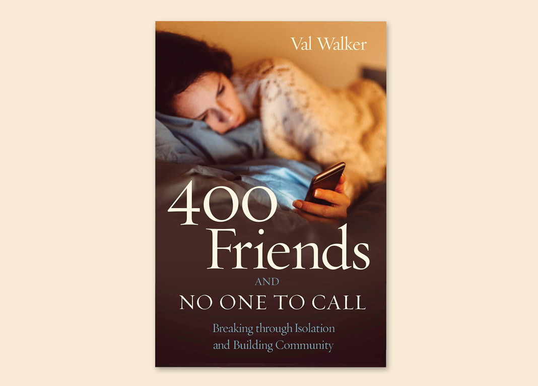 400 Friends and No One to Call book Cover