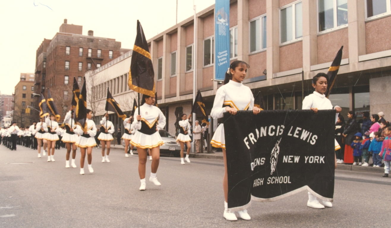 Queens Public Library Central Branch Centennial Celebrations, 1996